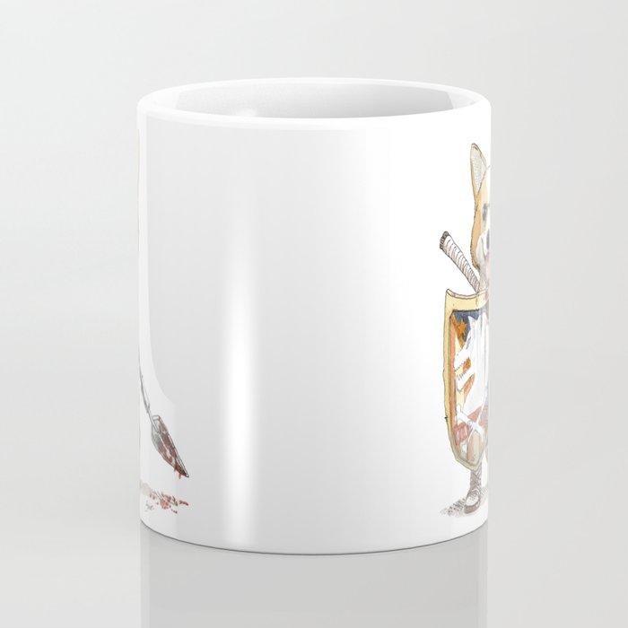 Corgi Barbare Coffee Mug