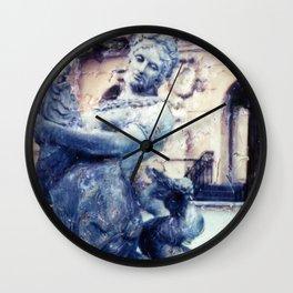 Ladi Pari II Wall Clock