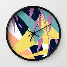 Masqurade Wall Clock
