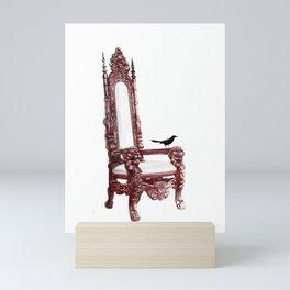 Your Royal Highness Mini Art Print