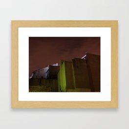 wall 431 Framed Art Print