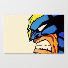 Klassix Wolverine Canvas Print