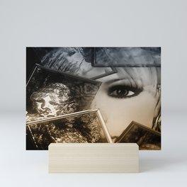 Spiegelbilder Mini Art Print
