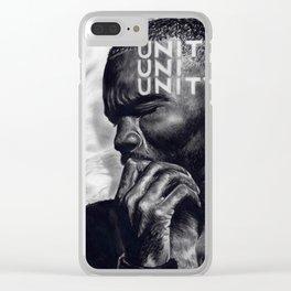 frank, u.n.i.t.y Clear iPhone Case