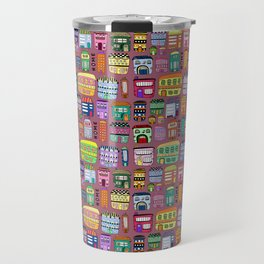 Colourful Homes Travel Mug