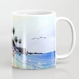 Point of Rocks, Siesta Key Coffee Mug