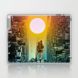 The Tale of Two Towns by GEN Z Laptop & iPad Skin