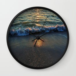 Yes, the Ocean Knows Wall Clock