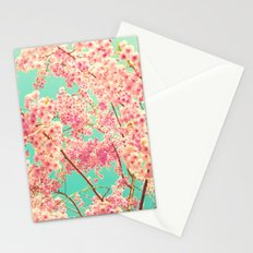 Cherry Universe Stationery Cards