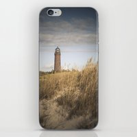 lighthouse iPhone & iPod Skins featuring Lighthouse  by Maria Heyens