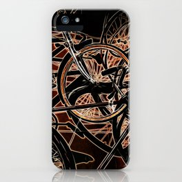 LifeCycle iPhone Case