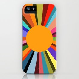 technicolor dream 003 iPhone Case