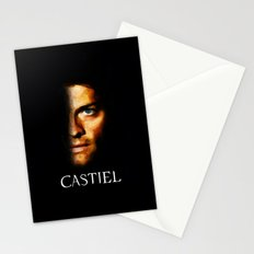 Castiel / Supernatural - Painting Style Stationery Cards