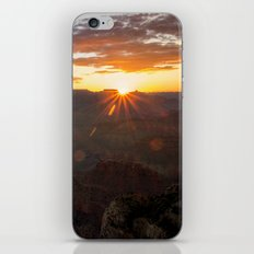 Grand Canyon National Park - Sunrise at South Rim iPhone & iPod Skin