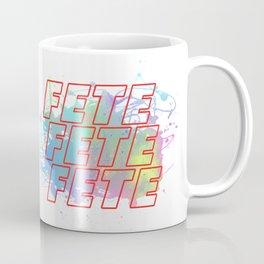 Fete Coffee Mug