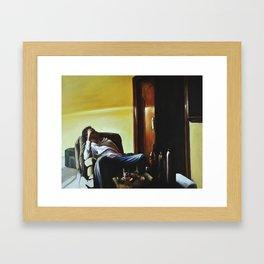 Painting 5 Framed Art Print