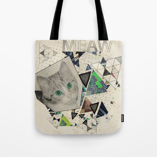 ░ MEAW ░ Tote Bag