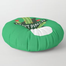 St. Patrick's Day - Can't Pinch This Floor Pillow