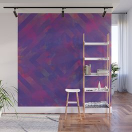 Diamond Inversion  Wall Mural