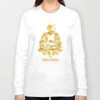 indigo Long Sleeve T-shirts featuring INDIGO by CS8X