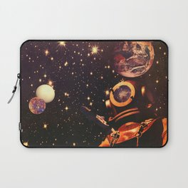 Space Boots. Laptop Sleeve