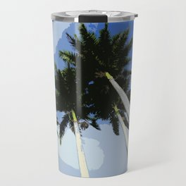 Palms. Travel Mug