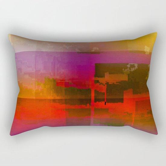 coming storm 3a Rectangular Pillow