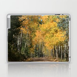 Fall Road, Colorado Laptop & iPad Skin