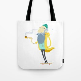 Street Sailor Tote Bag
