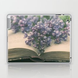 Book of LOVE - Lilacs Syringa Laptop & iPad Skin