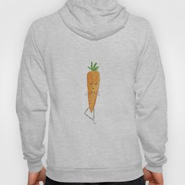 Yoga Carrot Hoody