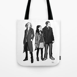 elementary: the diabolical kind Tote Bag