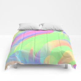 Experimental light Comforters