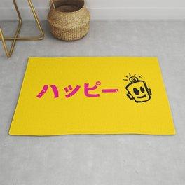 HAPPY Japanese Rug