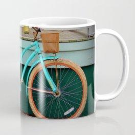 Beach Cruiser Bike Coffee Mug