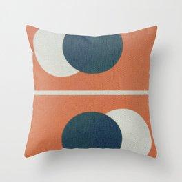 Frederick Hammersley 2 Throw Pillow