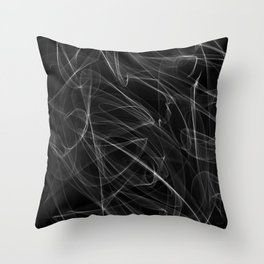 Summer lines 12 Throw Pillow