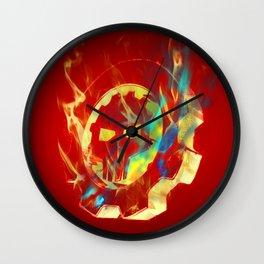 Bamf Cog Wall Clock