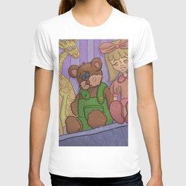 Corduroy: The Buttonless Bear T-shirt