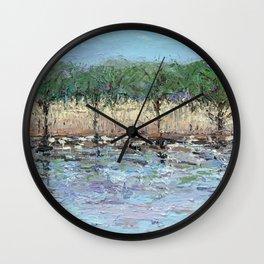 Shipps Bay Wall Clock