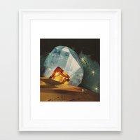 destiny Framed Art Prints featuring destiny... by Hugo Barros