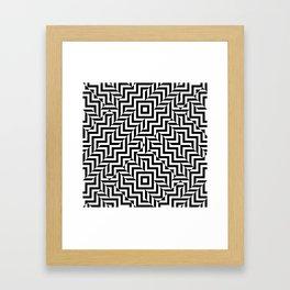 2% Framed Art Print