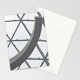 Dali Absrtact Stationery Cards