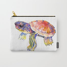 Cute Baby Turtle Carry-All Pouch