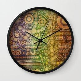 Kringles Smiley Wall Clock
