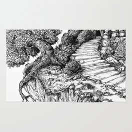 Ancient Tree III Rug