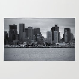 City and Airfield Rug