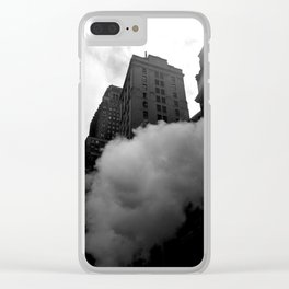 Gotham City - New York photography Clear iPhone Case