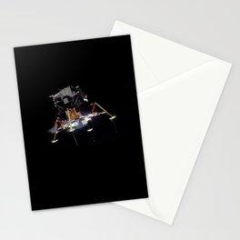 Eagle In Lunar Orbit  Stationery Cards