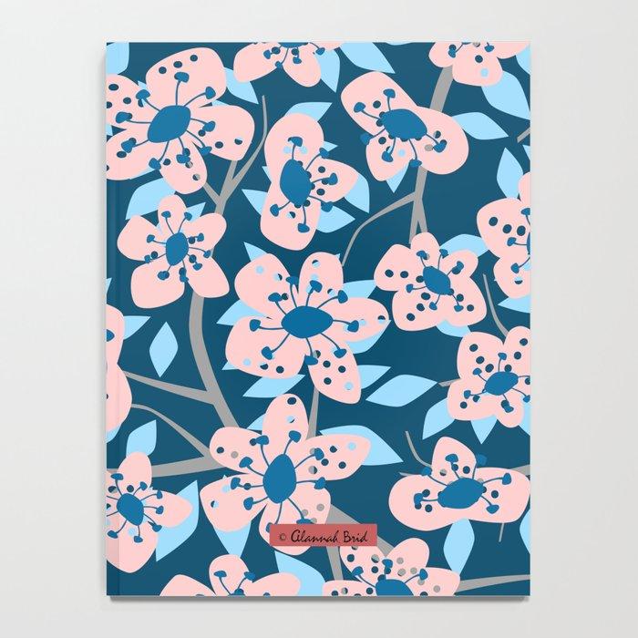 Cherry Blossom Notebook